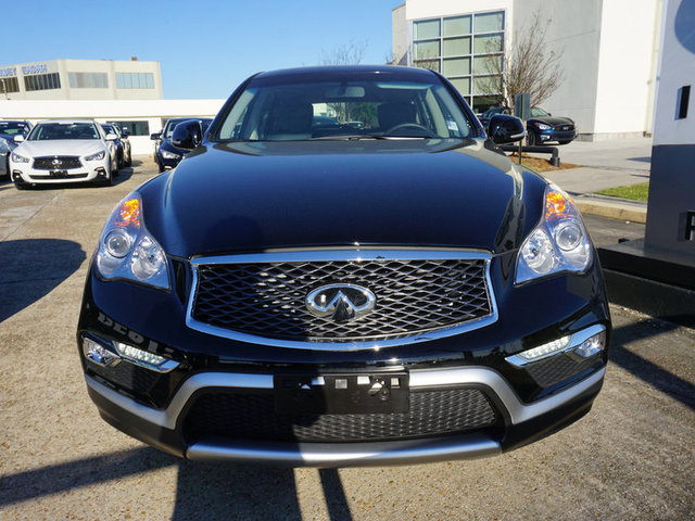 Certified Pre Owned 2017 Infiniti Qx50 Awd