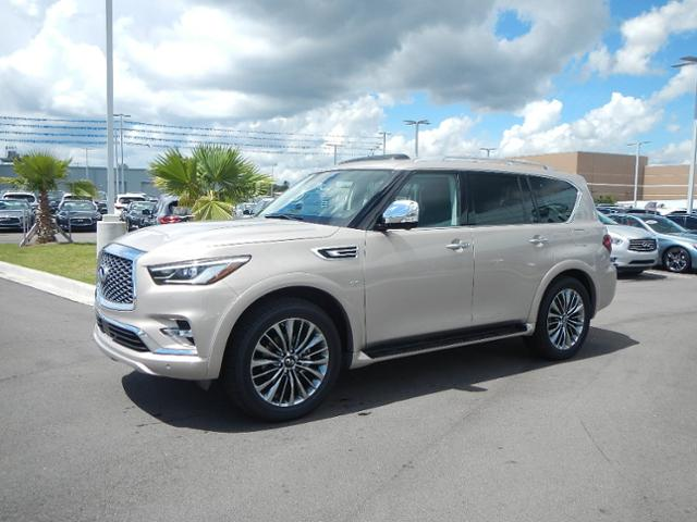 New 2019 Infiniti Qx80 Luxe Sport Utility In Harvey I225604 Ray