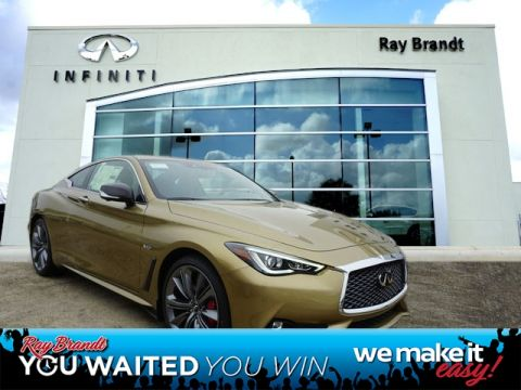 New 2019 INFINITI Q60 RED SPORT 400 AWD With Navigation & AWD