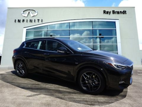 New 2019 INFINITI QX30 Sport With Navigation