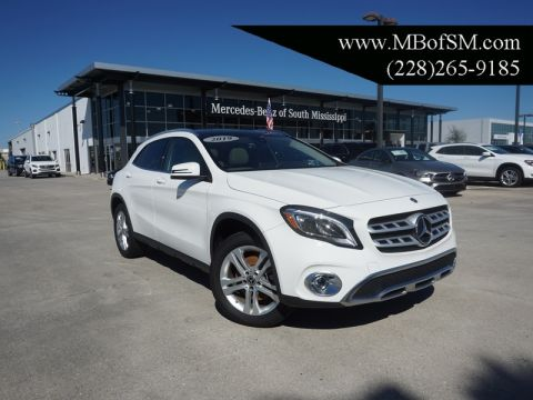 Pre-Owned 2019 Mercedes-Benz GLA GLA 250 FWD 4D Sport Utility
